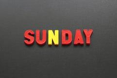Sunday Stock Photography