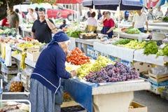 Sunday market Stock Photos