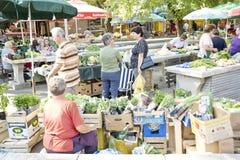 Sunday market Stock Photography