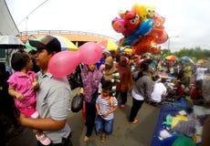 Sunday market Stock Image