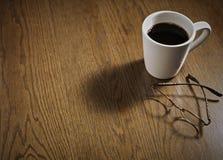 Sunday Morning Coffee Stock Photography