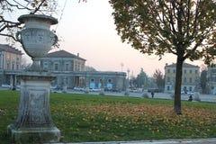 A Sunday in November, Padua - Italy Stock Photos