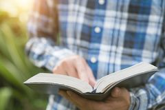 Sunday readings, Bible. 1 2 Royalty Free Stock Photography