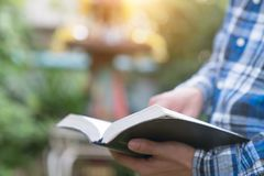 Sunday readings, Bible. 1 2 Royalty Free Stock Image