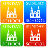 Sunday school Royalty Free Stock Photo