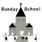 Sunday School Stock Image