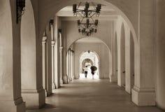 Sunday Walk in the Prado Royalty Free Stock Photo