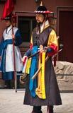 Folk celebrations in Seoul South Korea royalty free stock photos