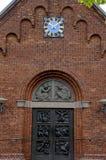 SUNDBY KIRKE DANISH STATE CHURCH Stock Photography