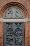 SUNDBY KIRKE DANISH STATE CHURCH Stock Image