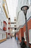 Sunderby Hospital royalty free stock photo