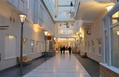 Sunderby szpital obrazy stock