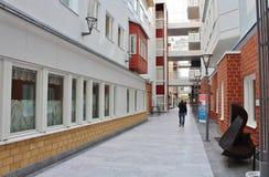 Sunderby szpital zdjęcie stock
