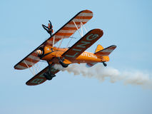 Sunderland Airshow international 2011 image stock