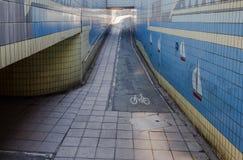 Sunderland Subway. Pedestrian subway in northern city Stock Photos