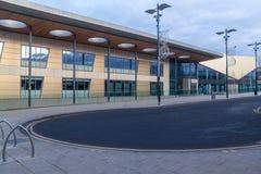 Sunderland szkoła wyższa - miasto kampus Zdjęcia Royalty Free