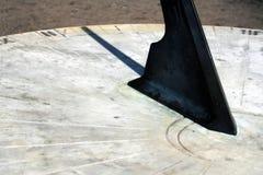 sundial стороны Стоковые Фото