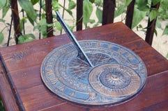Sundial Fotografia de Stock