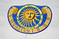 Sundial Royalty Free Stock Image