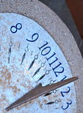 The Sundial Stock Images
