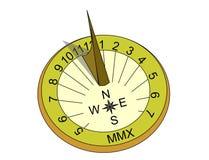 Sundial Foto de Stock