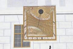sundial Royaltyfri Fotografi