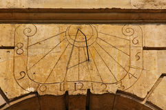 Sundial Foto de Stock Royalty Free