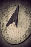 sundial Zdjęcia Stock
