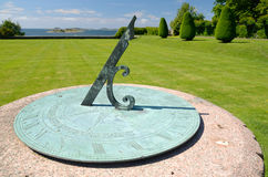 The sundial Stock Photo