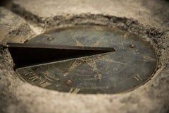 Sundial Obraz Stock