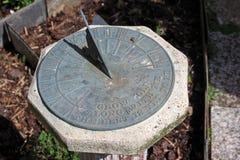 Sundial obrazy royalty free
