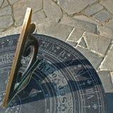 sundial Στοκ Εικόνα