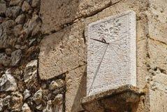 sundial Photo libre de droits