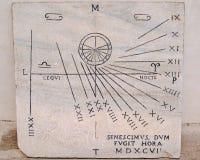 sundial Стоковые Изображения