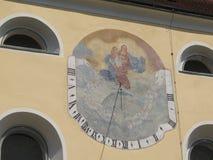 sundial Lizenzfreies Stockbild