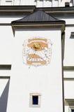 sundial Foto de archivo