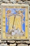 sundial Image libre de droits