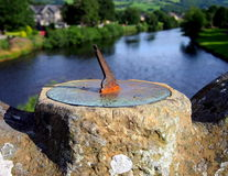 sundial Photo stock