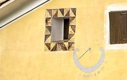 sundial στοκ εικόνες