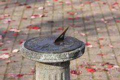 Sundial Stockfoto