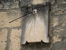 sundial Arkivfoto