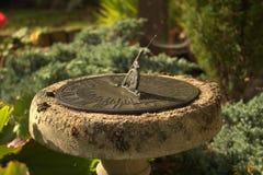 sundial Royalty-vrije Stock Afbeelding