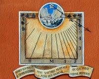 Sundial Stock Photos