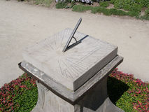 Sundial 2 Royalty Free Stock Photography