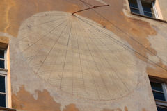 sundial Stock Image