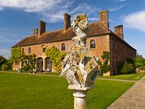 Sundial barrington court Royalty Free Stock Photography