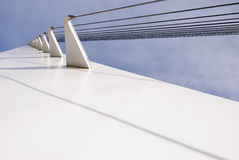 Sundial Bridge #105 Royalty Free Stock Photo