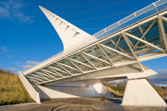 Sundial Bridge 200 Stock Photo