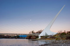 Sundial Bridge 205 Stock Photography