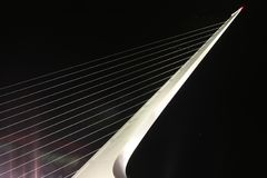 Sundial Bridge Royalty Free Stock Photography
